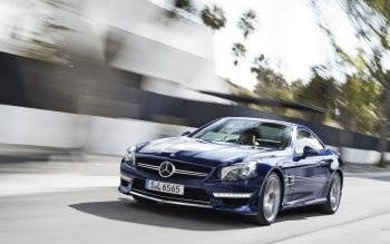 Vehicles - Mercedes-benz Sl65 Wallpapers and Backgrounds ID : 417196