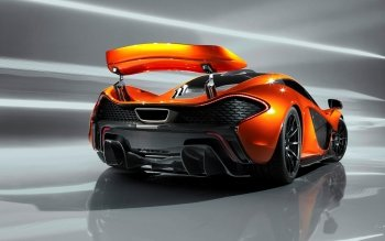 Vehicles - McLaren P1 Wallpapers and Backgrounds ID : 417206