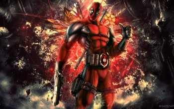 Comics - Deadpool Wallpapers and Backgrounds ID : 417300