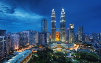 Рукотворное - Kuala Lumpur Wallpapers and Backgrounds ID : 417750
