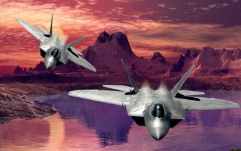 Military - Lockheed Martin F-22 Raptor Wallpapers and Backgrounds ID : 417796
