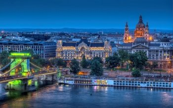 Man Made - Budapest Wallpapers and Backgrounds ID : 417947