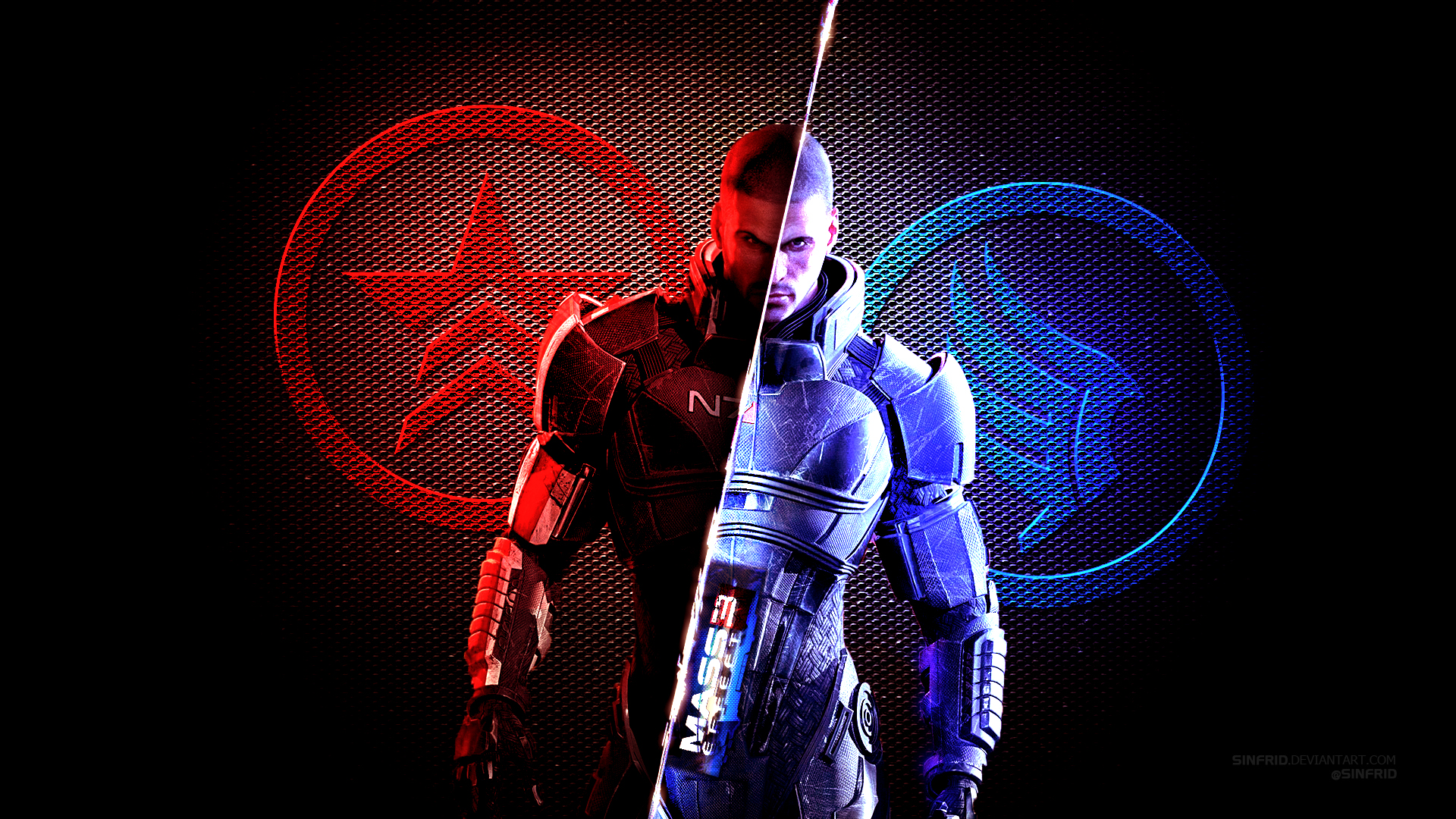 Mass Effect HD Wallpaper | Background Image | 1920x1080 ...