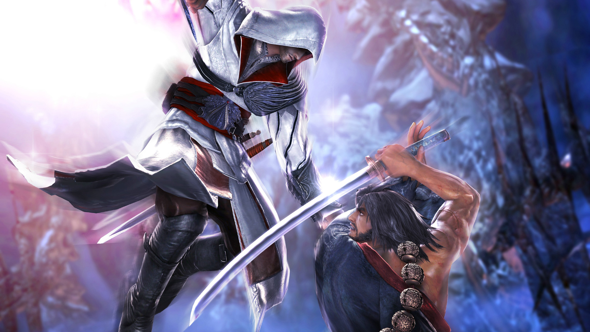 2 soulcalibur v hd wallpapers background images - V wallpaper hd ...