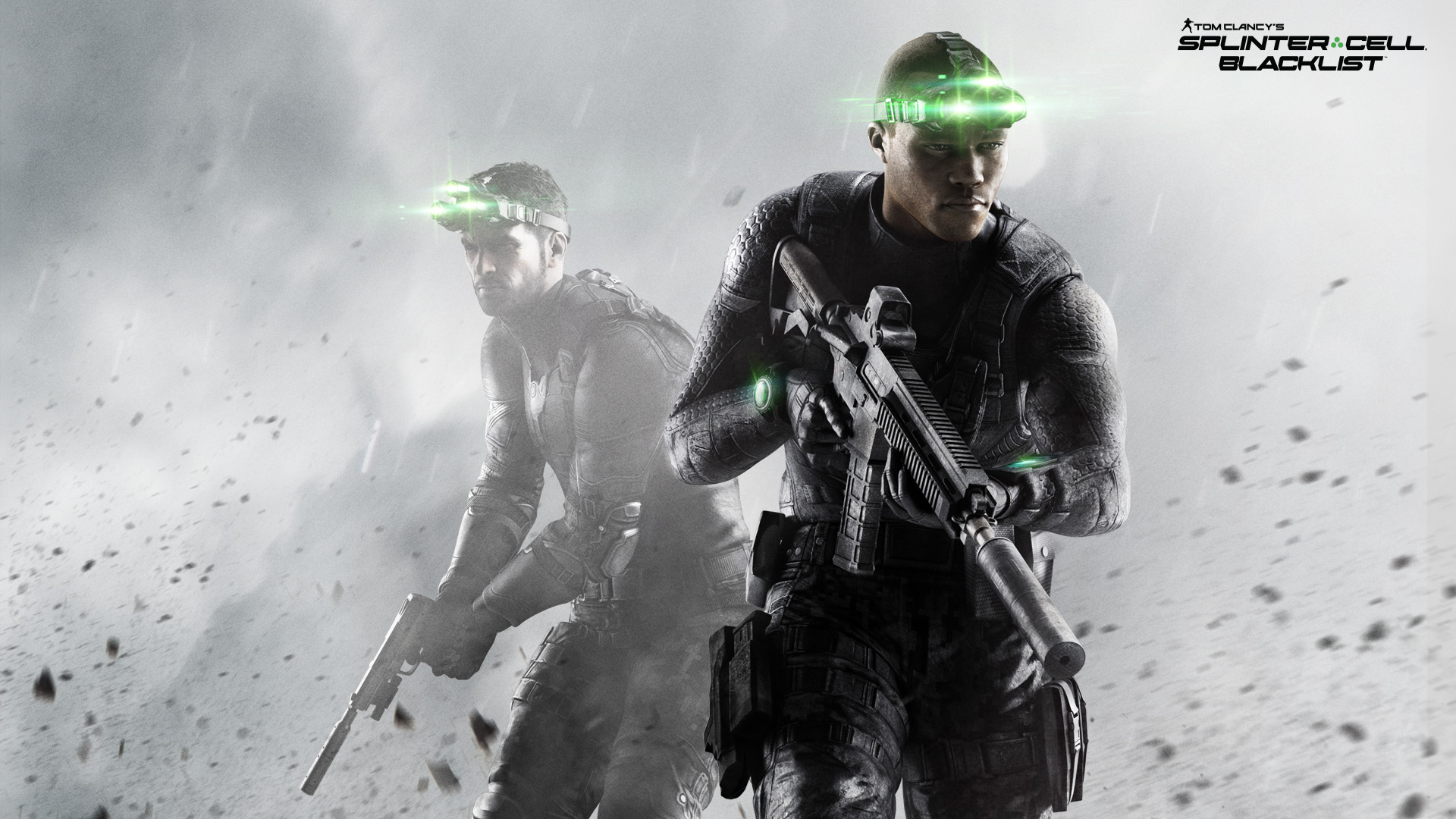 Splinter Cell Blacklist Fondo De Pantalla Hd Fondo De