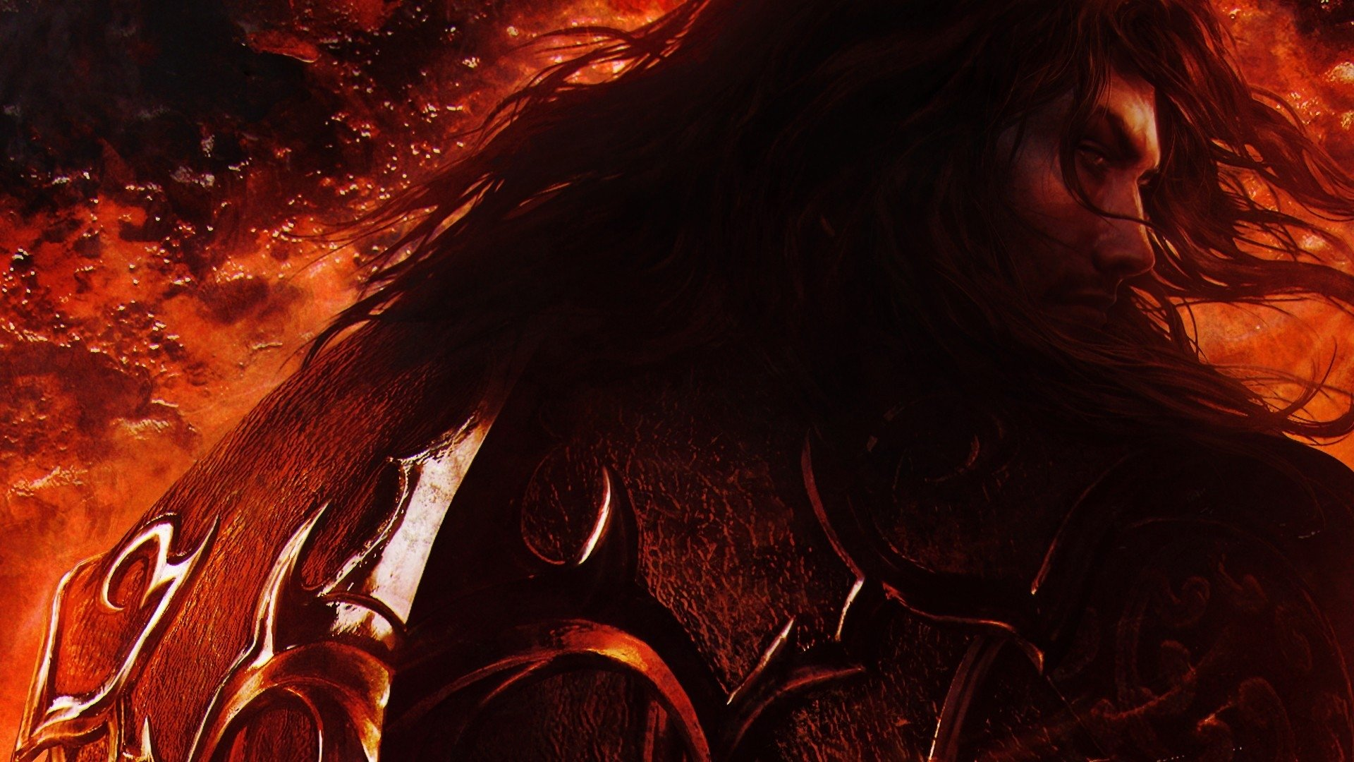 Castlevania: Lords Of Shadow 2 HD Wallpaper