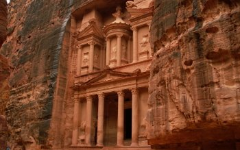 Man Made - Petra Wallpapers and Backgrounds ID : 418244