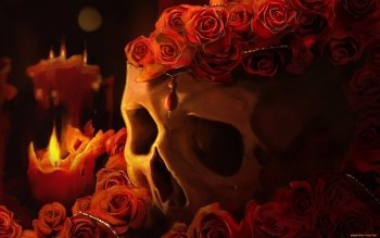 Dark - Skull Wallpapers and Backgrounds ID : 418394