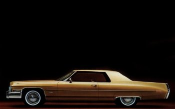 Vehicles - 1973 Cadillac Fleetwood Wallpapers and Backgrounds ID : 418870