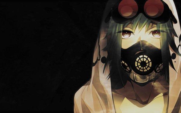 Anime Vocaloid GUMI Fondo de pantalla HD | Fondo de Escritorio