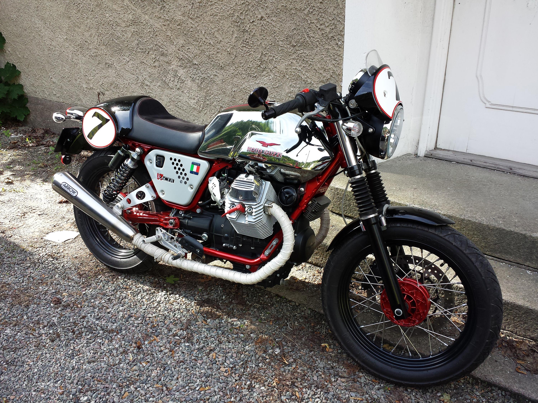 Moto Guzzi Fond D'écran HD