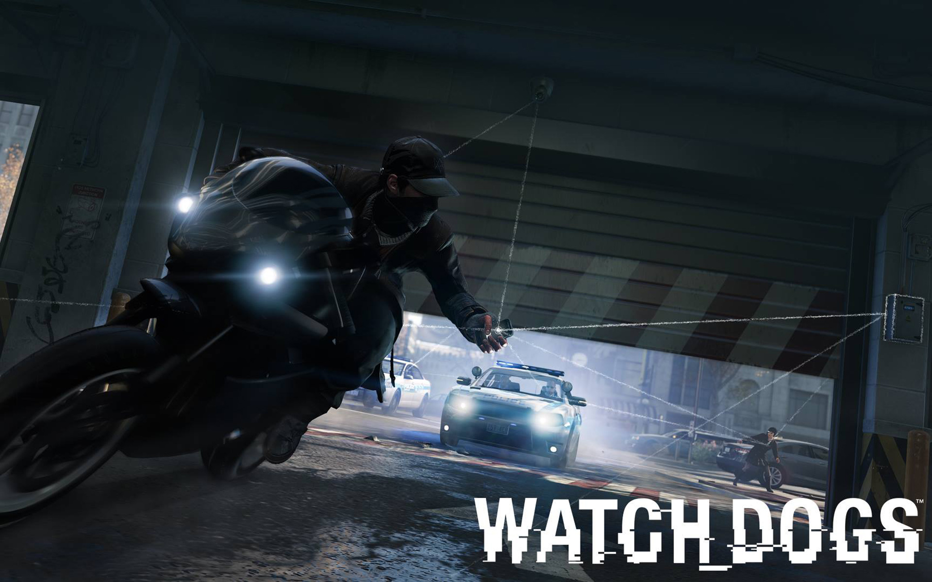 watch dogs wallpapers iphone