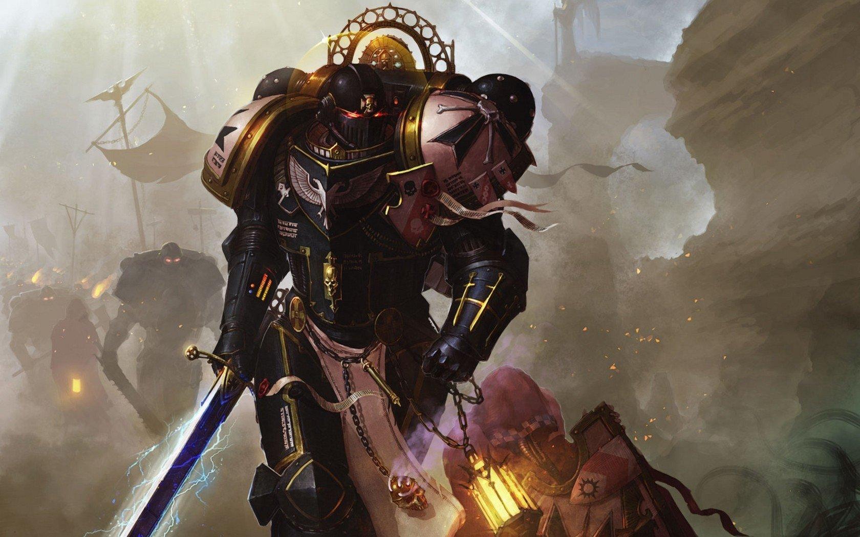 Warhammer 40K Wallpaper and Hintergrund   1680x1050   ID ...