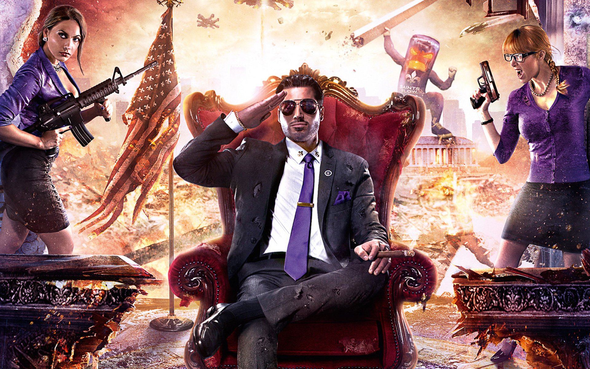 97 saints row hd wallpapers background images wallpaper abyss saint row hd wallpaper background image id419806 voltagebd Images
