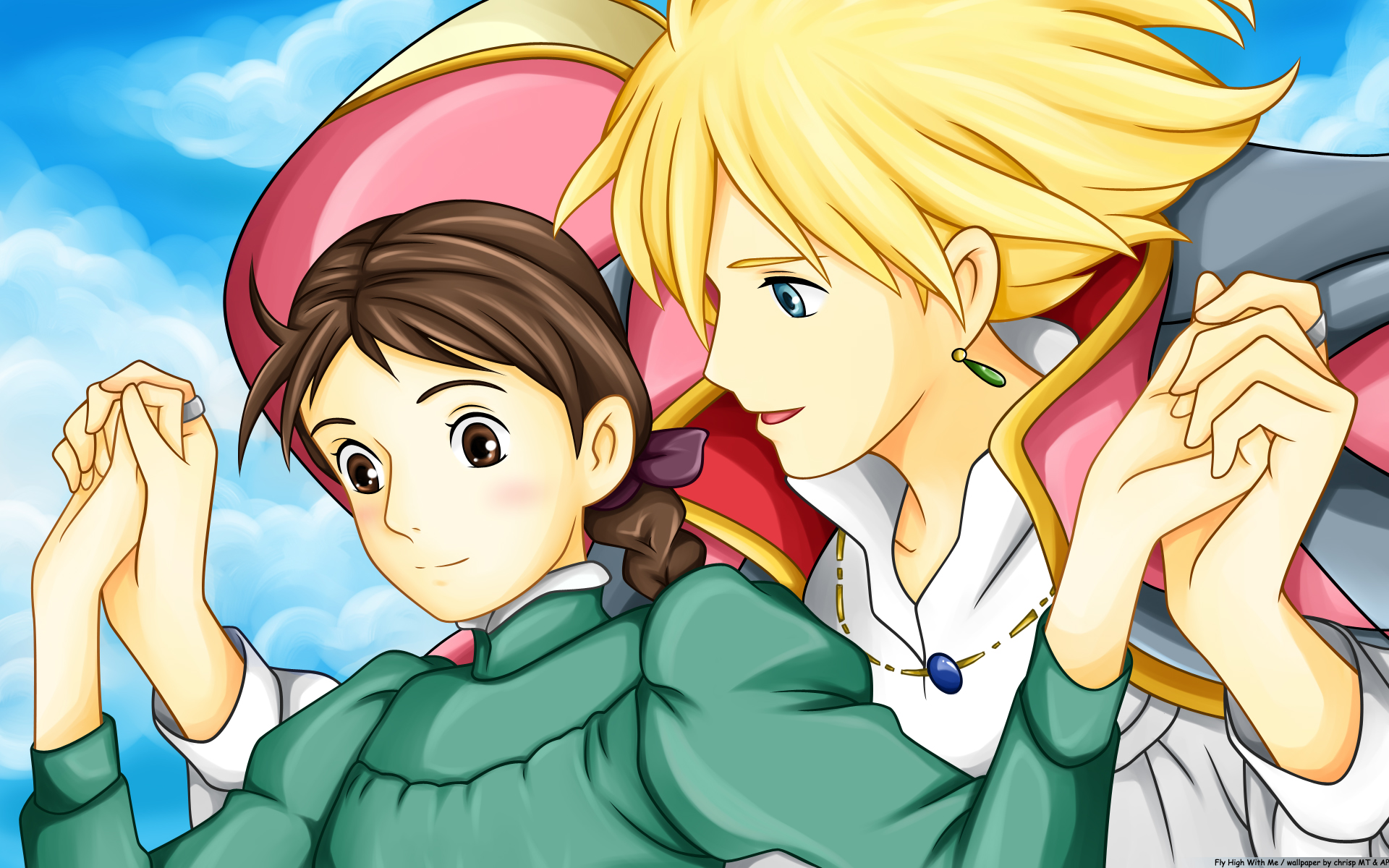 Howl's Moving Castle HD Wallpaper | Background Image ...