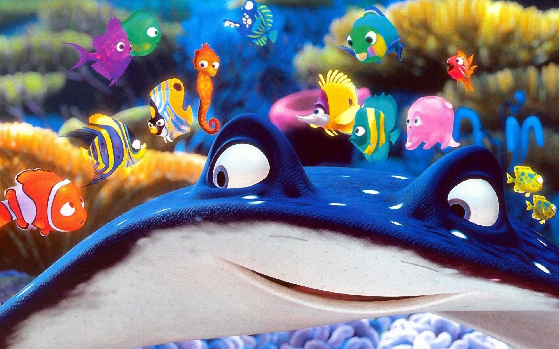 finding nemo hd wallpapers - photo #27