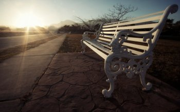 Man Made - Bench Wallpapers and Backgrounds ID : 420004