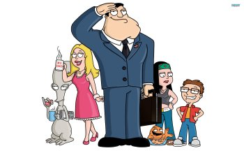 TV Show - American Dad! Wallpapers and Backgrounds ID : 420297