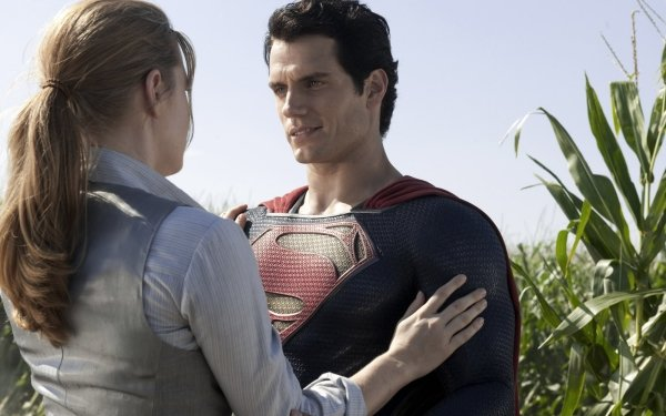 Movie Man Of Steel Superman Henry Cavill Lois Lane HD Wallpaper   Background Image