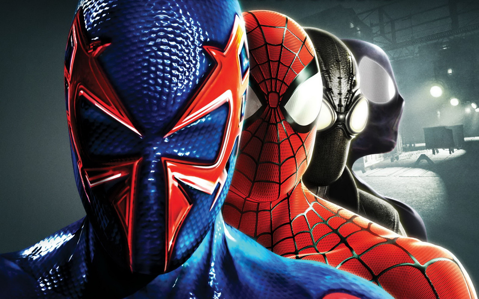 8 spider man shattered dimensions hd wallpapers