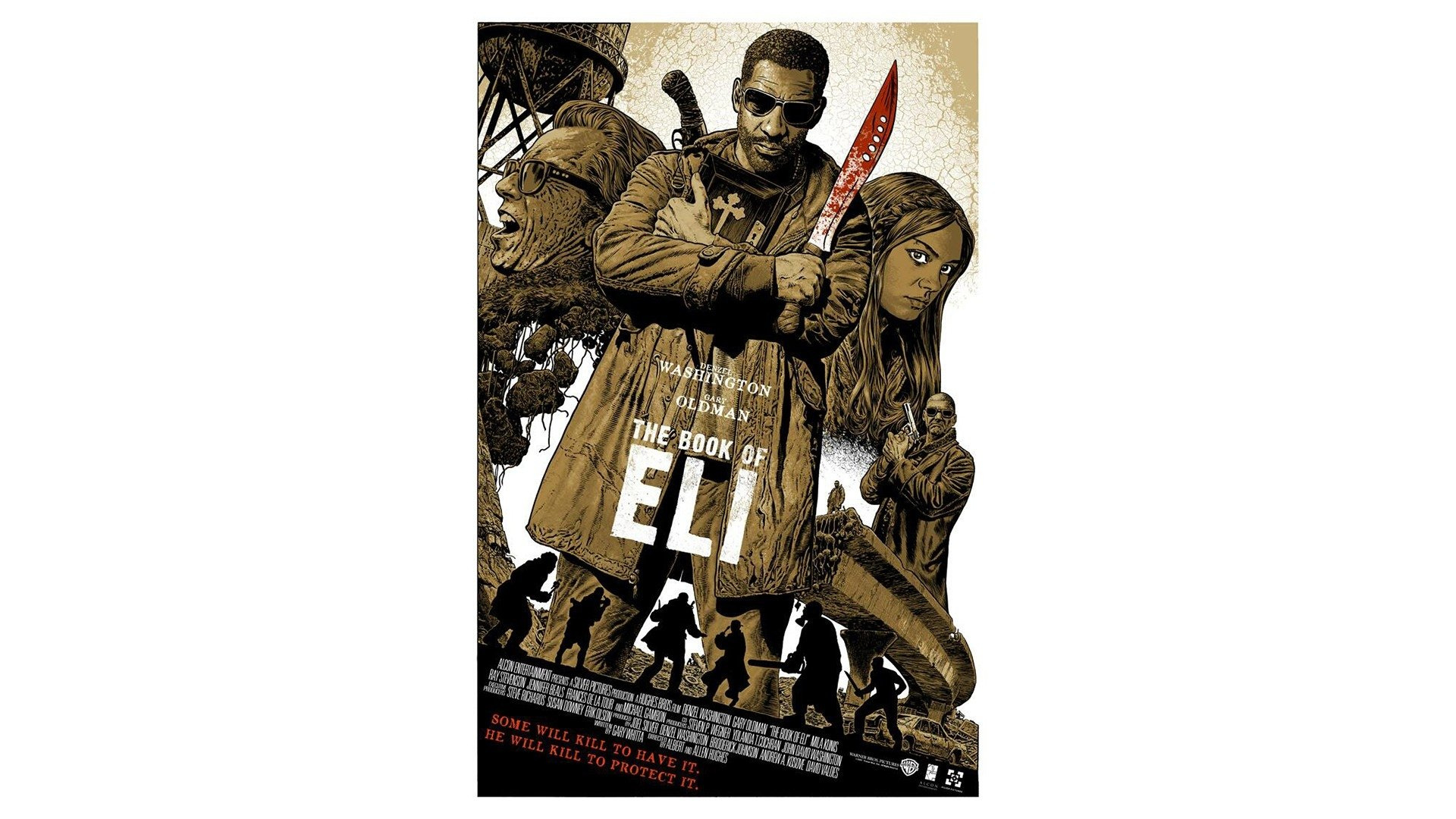 Movie - The Book Of Eli  Wallpaper