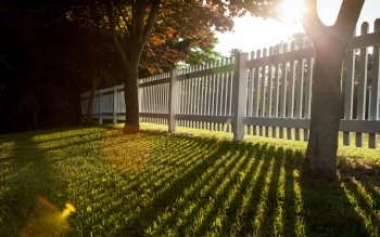 Man Made - Fence Wallpapers and Backgrounds ID : 421566