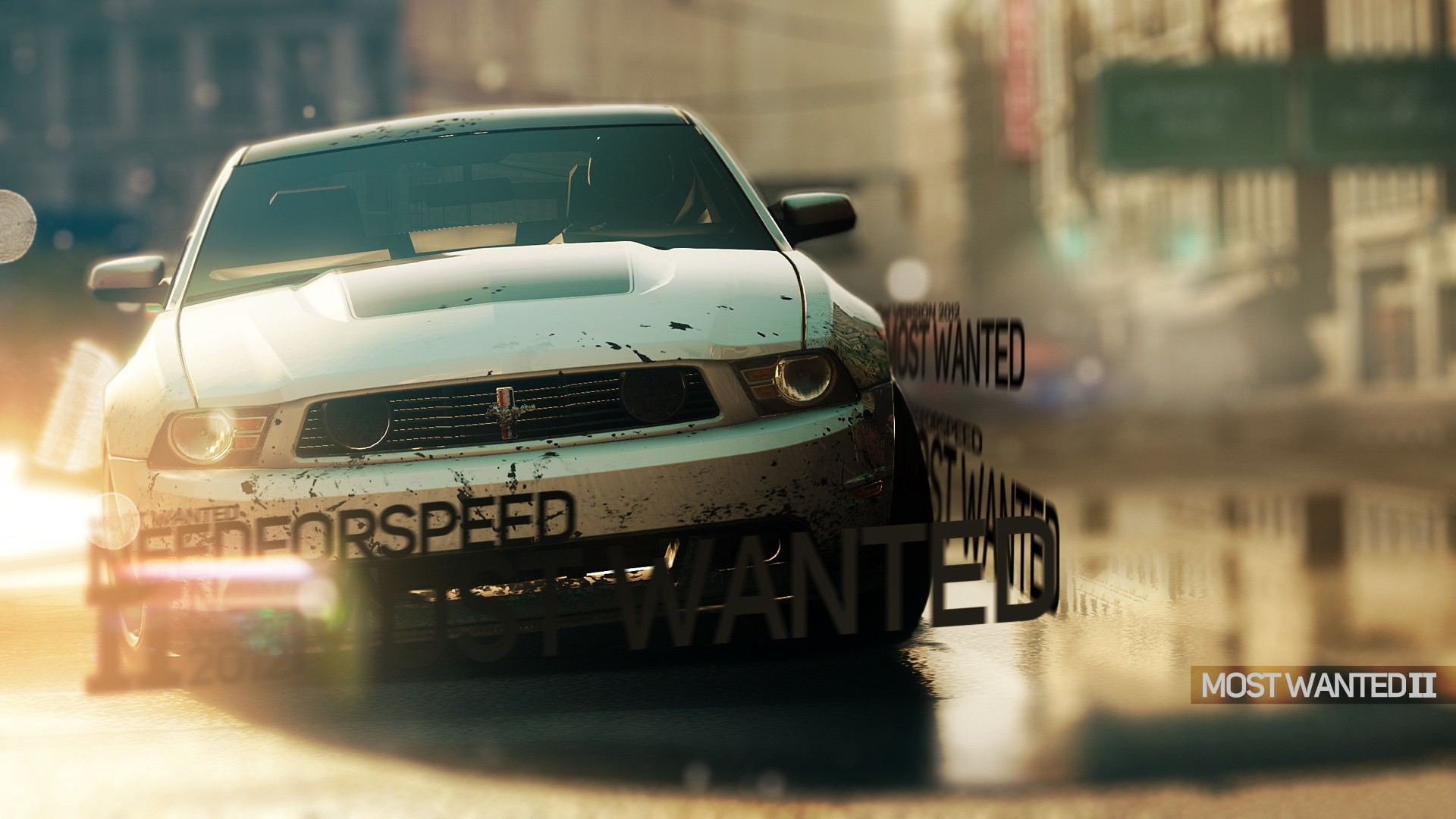 Need for speed most wanted 2 Full HD Wallpaper and ...