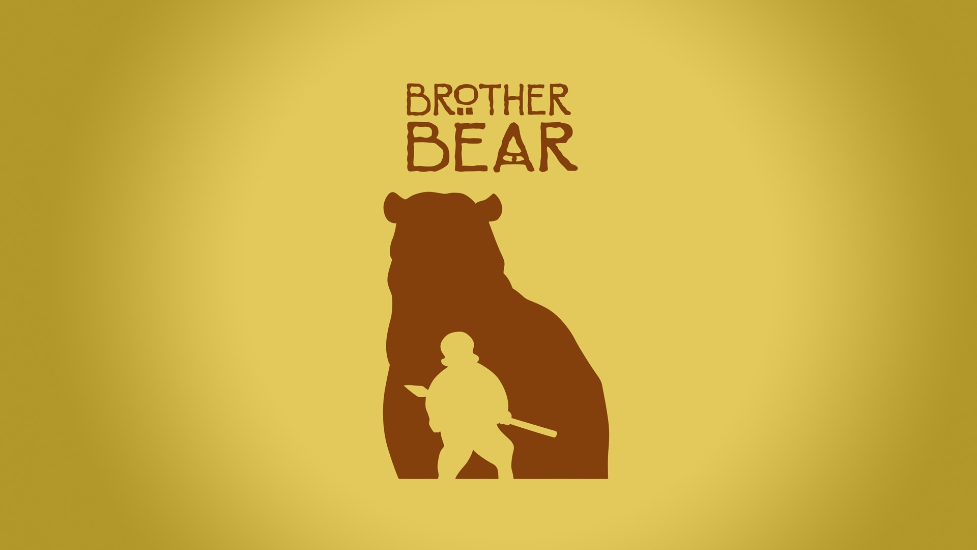 6 Brother Bear Hd Wallpapers  Background Images - Wallpaper Abyss-8622