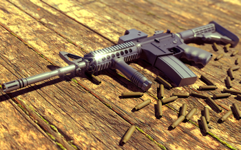 Weapons - Assault Rifle Wallpapers and Backgrounds ID : 422412