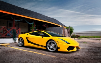 Fahrzeuge - Lamborghini Wallpapers and Backgrounds ID : 422482