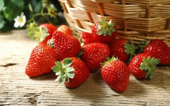 Alimento - Strawberry Wallpapers and Backgrounds ID : 422822