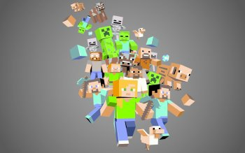 Video Game - Minecraft Wallpapers and Backgrounds ID : 422980