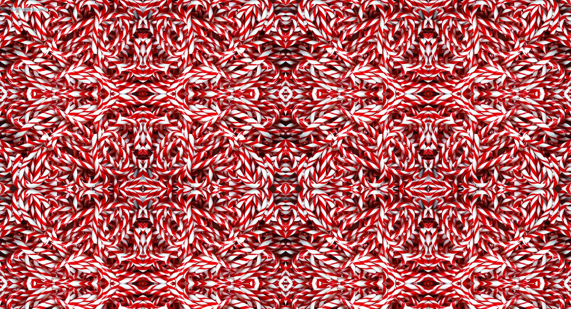 Candy Cane Wallpaper And Background Image