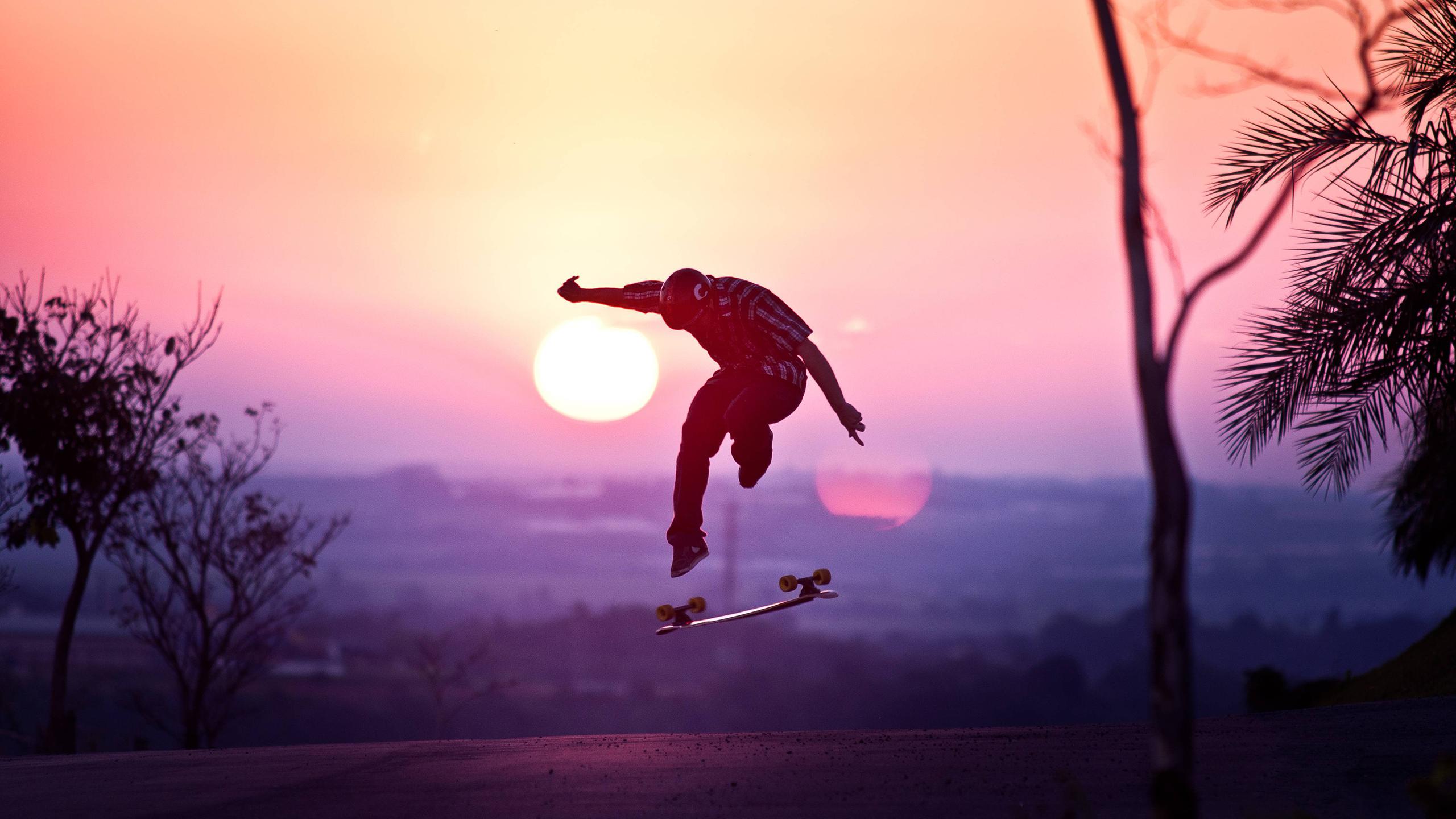 HD Wallpaper | Background Image ID:423562. 2560x1440 Sports Skateboarding