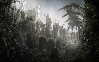 Sci Fi - Post Apocalyptic Wallpapers and Backgrounds ID : 423205
