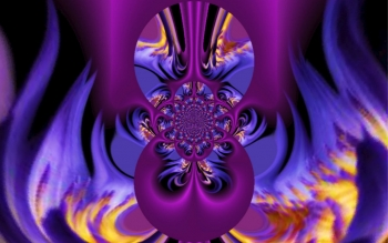 Abstract - Fractal Wallpapers and Backgrounds ID : 423258