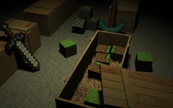 Video Game - Minecraft Wallpapers and Backgrounds ID : 423532
