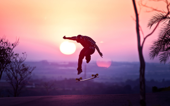 Deporte - Skateboarding Wallpapers and Backgrounds ID : 423562