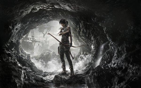Jeux Vidéo Tomb Raider (2013) Tomb Raider Lara Croft Fond d'écran HD | Arrière-Plan