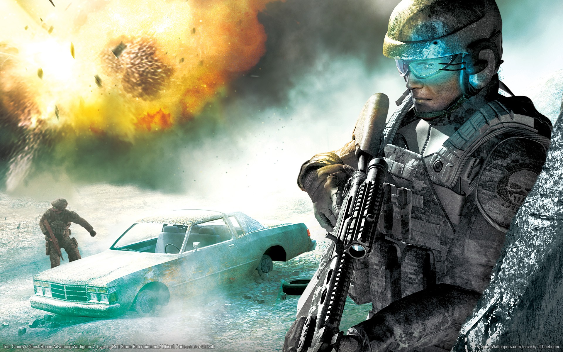 2 Tom Clancy's Ghost Recon Advanced Warfighter 2 HD ...