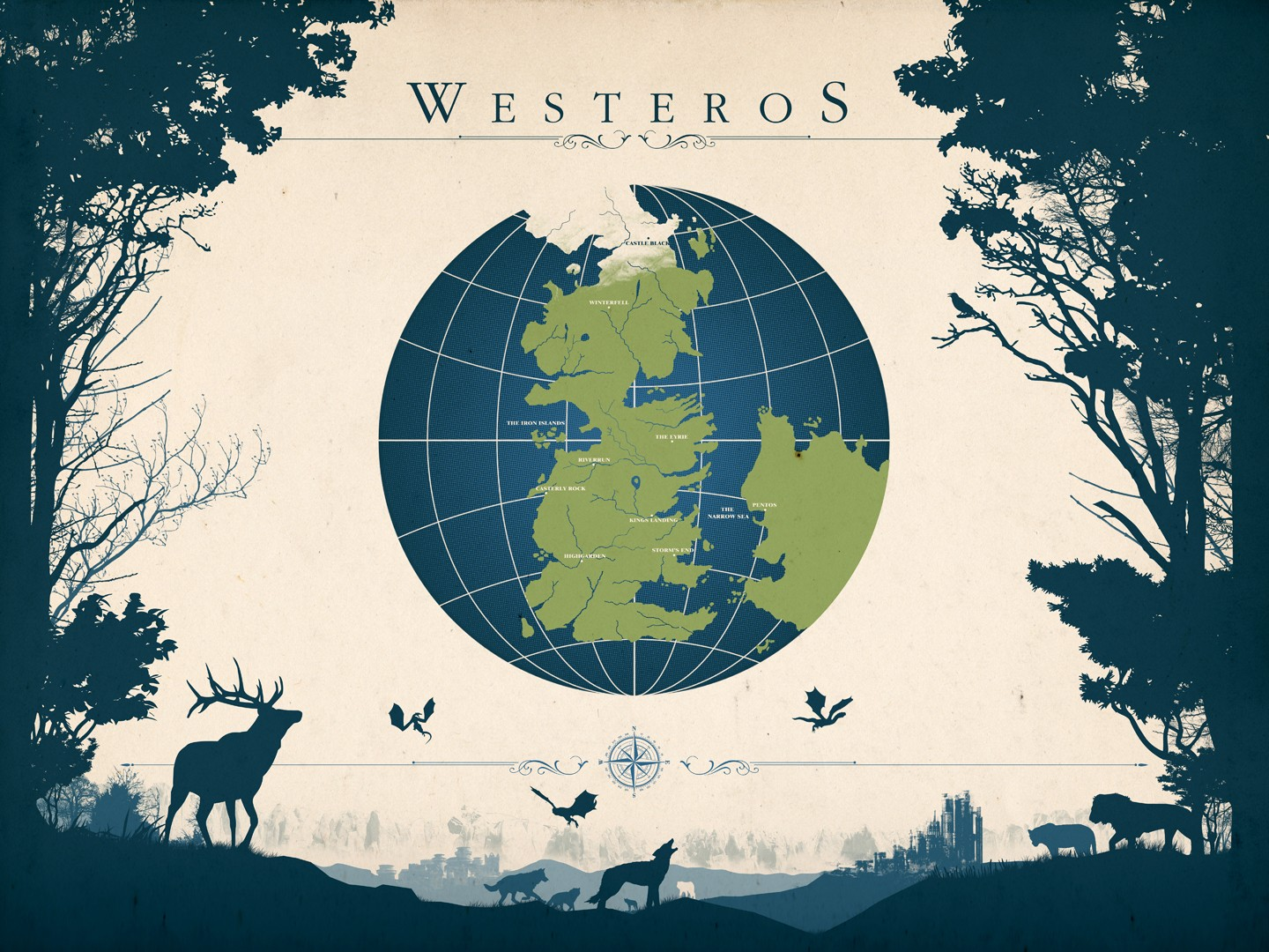 Game Of Thrones Wallpaper And Background Image