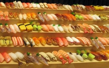 Alimento - Sushi Wallpapers and Backgrounds ID : 424028