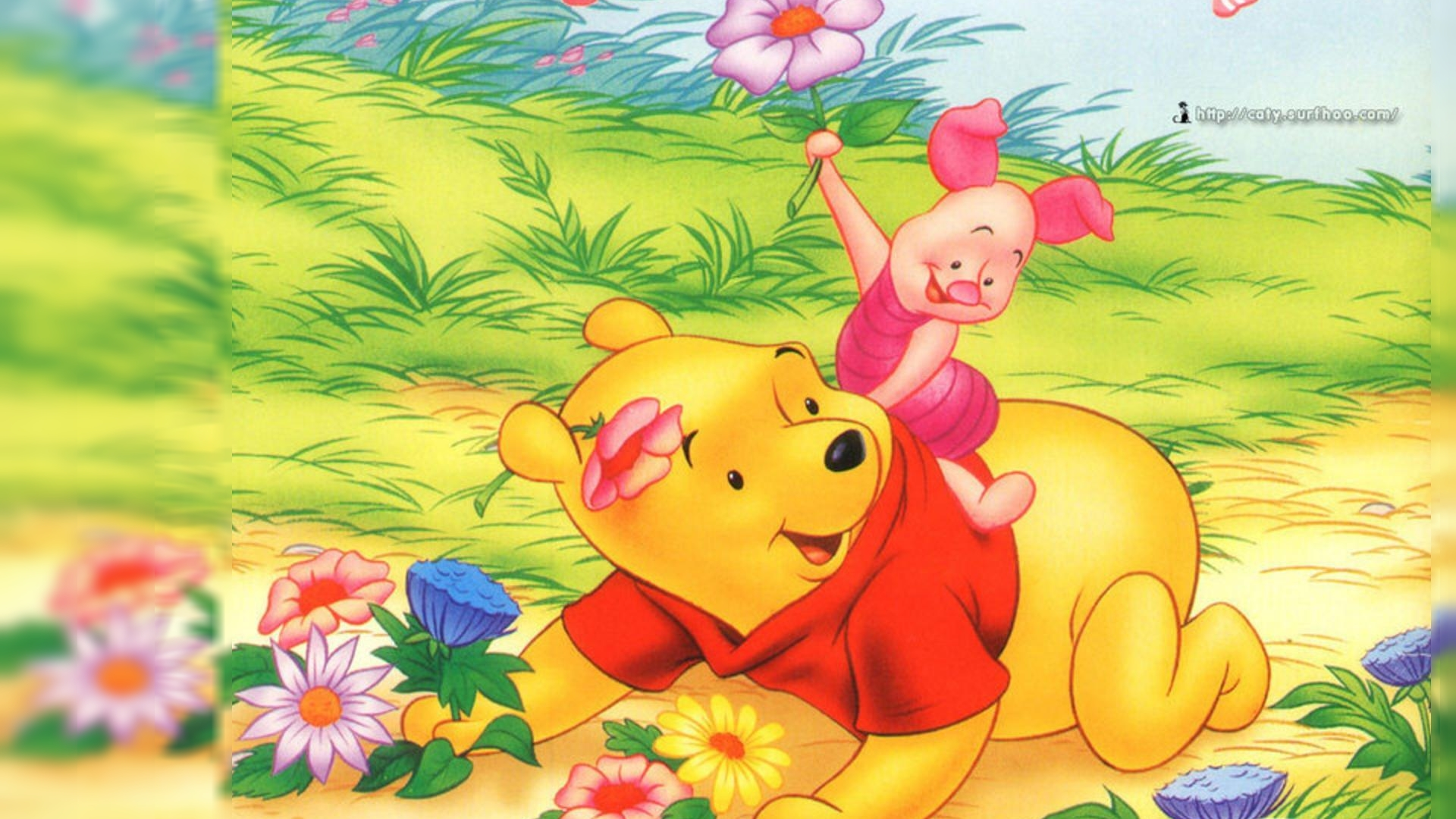 Winnie the pooh full hd wallpaper and background image 1920x1080 tv show winnie the pooh wallpaper voltagebd Images