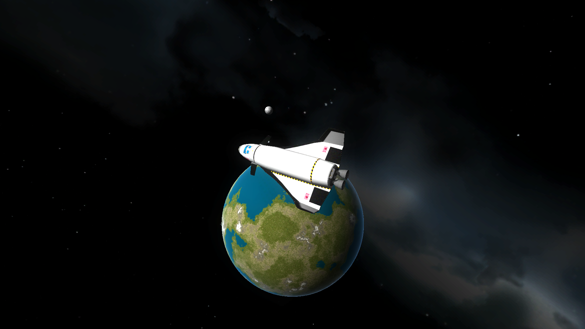 Kerbal Space Program Fondo De Pantalla Hd Fondo De