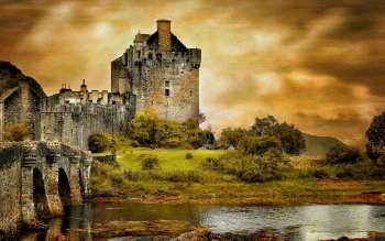 Man Made - Castle Wallpapers and Backgrounds ID : 425020
