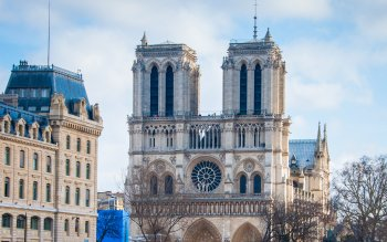 Religioso - Notre Dame De Paris Wallpapers and Backgrounds ID : 425529