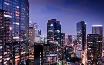 Construction Humaine - Tokyo Fonds d'écran et Arrière-plans ID : 425631