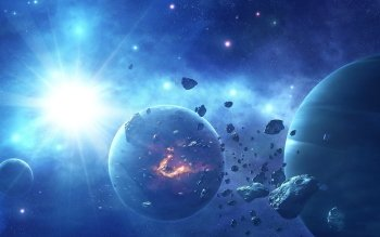 Science-Fiction - Planeten Wallpapers and Backgrounds ID : 426127