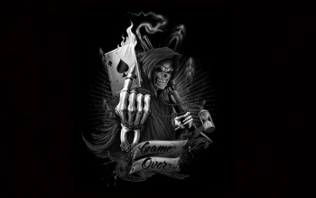 Donker - Grim Reaper Wallpapers and Backgrounds ID : 426143