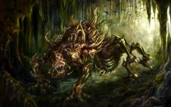 Dark - Creature Wallpapers and Backgrounds ID : 426370